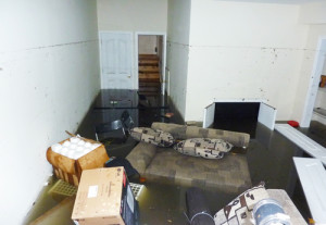 Flooded Room